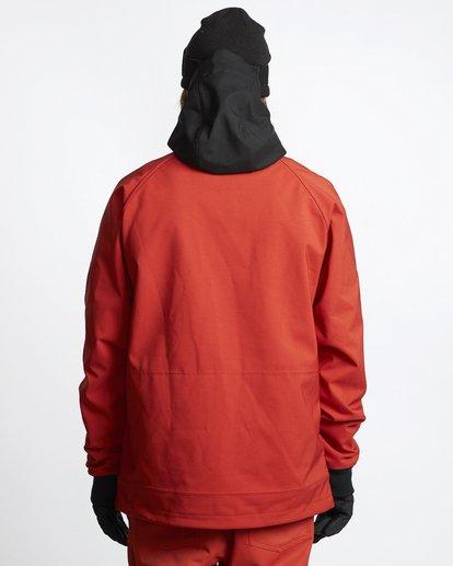 2 Downhill - Chaqueta Softshell para Nieve para Hombre Rojo Q6JM09BIF9 Billabong
