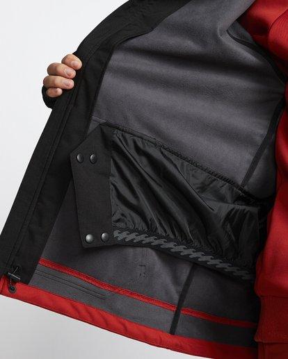 8 Downhill - Chaqueta Softshell para Nieve para Hombre Rojo Q6JM09BIF9 Billabong