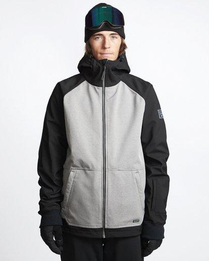 1 Downhill - Chaqueta Softshell para Nieve para Hombre  Q6JM09BIF9 Billabong