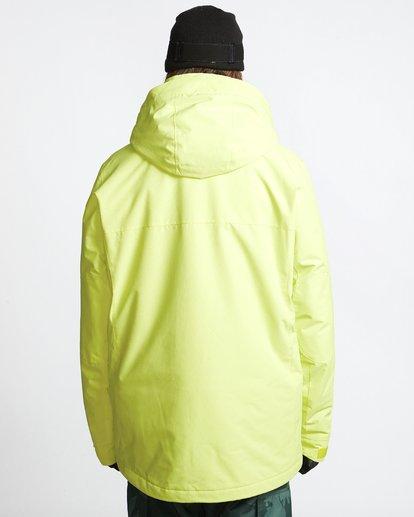 2 Shadow - Snow Jacket for Men Yellow Q6JM10BIF9 Billabong