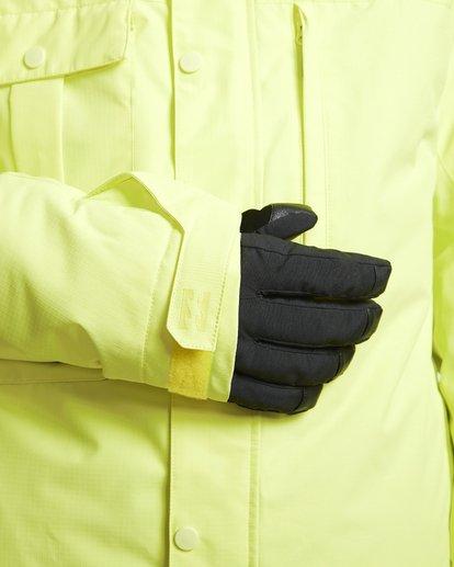 5 Shadow - Snow Jacket for Men Yellow Q6JM10BIF9 Billabong