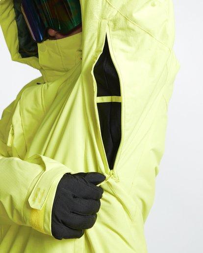 8 Shadow - Snow Jacket for Men Yellow Q6JM10BIF9 Billabong