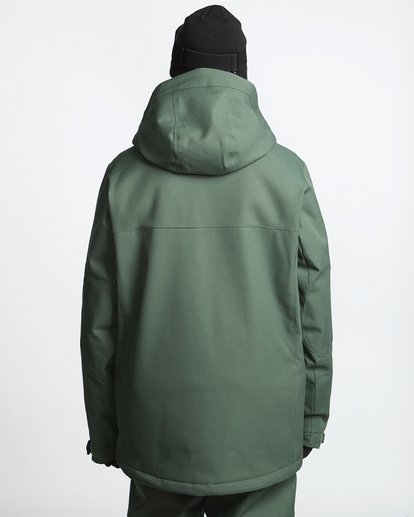 3 Shadow 2L 10K Jacket Green Q6JM10S Billabong