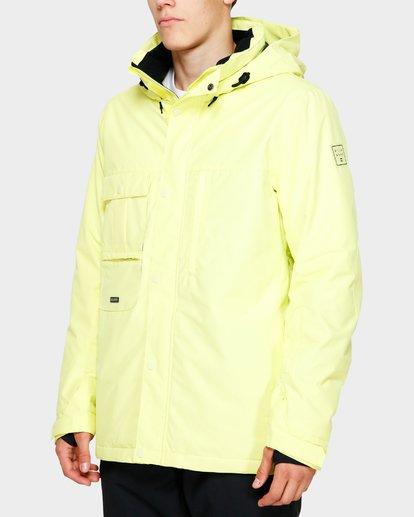 2 Shadow 2L 10K Jacket Yellow Q6JM10S Billabong