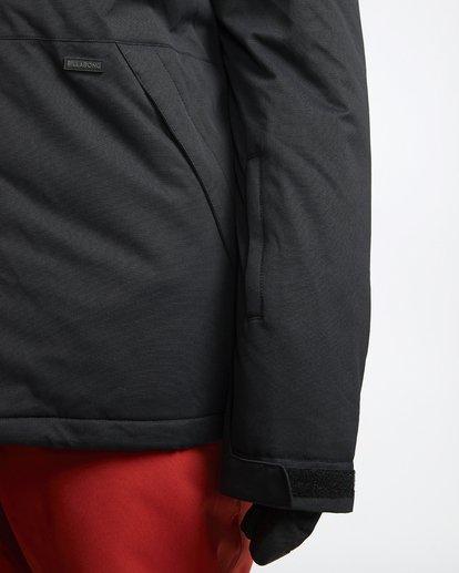 6 All Day - Snow Jacket for Men Black Q6JM14BIF9 Billabong