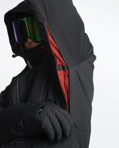 8 All Day - Snow Jacket for Men Black Q6JM14BIF9 Billabong
