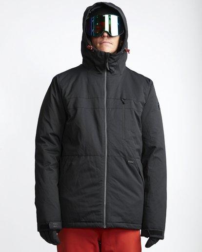 0 All Day - Snow Jacket for Men Black Q6JM14BIF9 Billabong