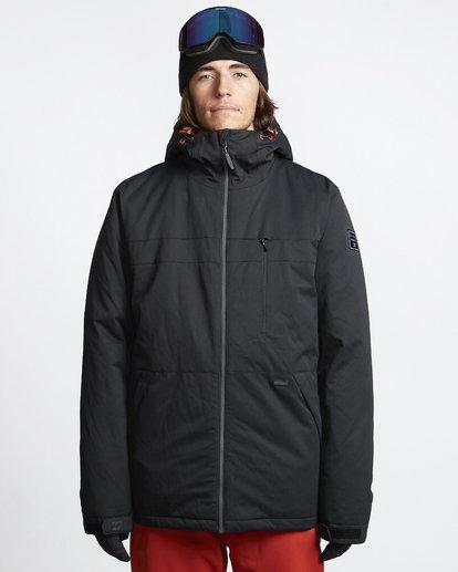 1 All Day - Snow Jacket for Men Black Q6JM14BIF9 Billabong