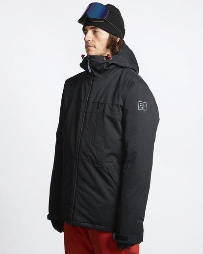 3 All Day - Snow Jacket for Men Black Q6JM14BIF9 Billabong