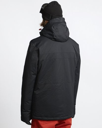 4 All Day - Snow Jacket for Men Black Q6JM14BIF9 Billabong