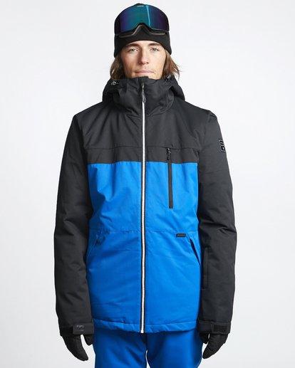1 All Day - Ski- und Snowboardjacke für Männer Blau Q6JM14BIF9 Billabong