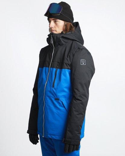 3 All Day - Veste de Snow pour Homme Bleu Q6JM14BIF9 Billabong