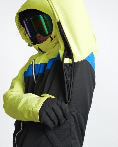 7 All Day - Ski- und Snowboardjacke für Männer Gelb Q6JM14BIF9 Billabong