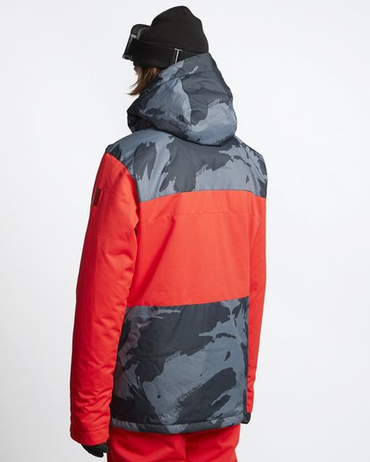 4 All Day - Ski- und Snowboardjacke für Männer Mehrfarbig Q6JM14BIF9 Billabong