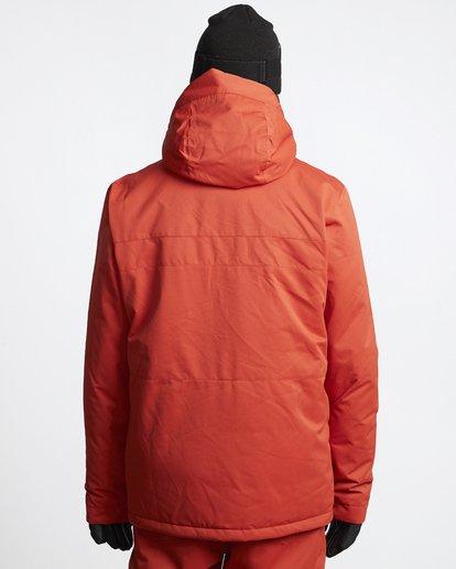 2 All Day - Veste de Snow pour Homme Rouge Q6JM14BIF9 Billabong