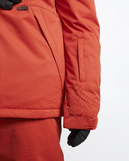 5 All Day - Veste de Snow pour Homme Rouge Q6JM14BIF9 Billabong