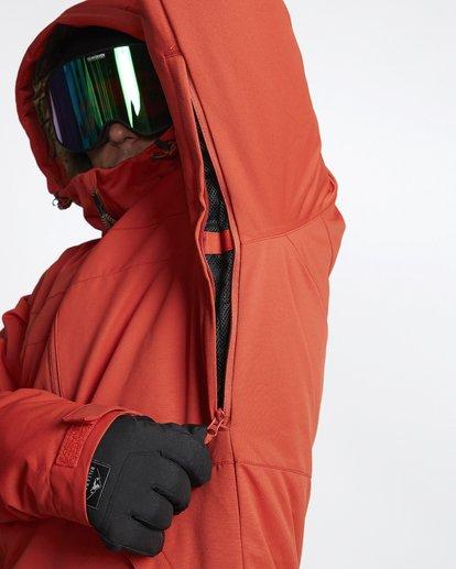 7 All Day - Veste de Snow pour Homme Rouge Q6JM14BIF9 Billabong