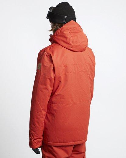 4 All Day - Veste de Snow pour Homme Rouge Q6JM14BIF9 Billabong