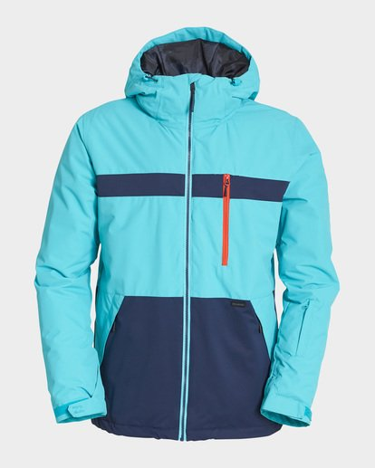0 All Day 2L 10K Jacket Blue Q6JM14S Billabong
