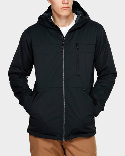 0 All Day 2L 10K Jacket Black Q6JM14S Billabong