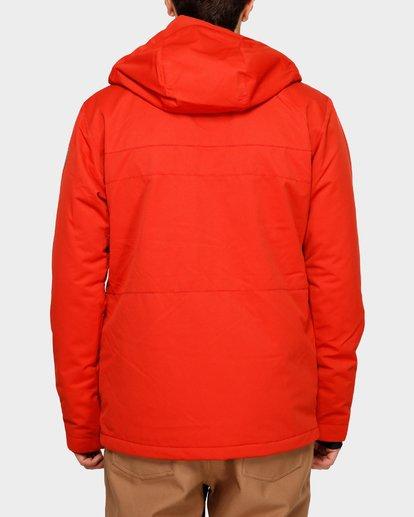 3 All Day 2L 10K Jacket Red Q6JM14S Billabong
