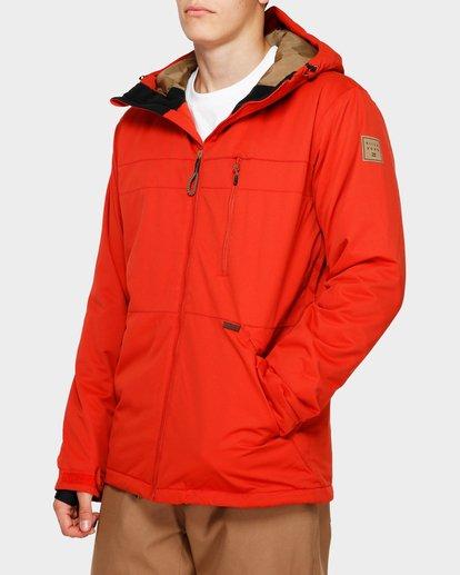 0 All Day 2L 10K Jacket Red Q6JM14S Billabong