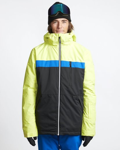 0 All Day 2L 10K Jacket Yellow Q6JM14X Billabong