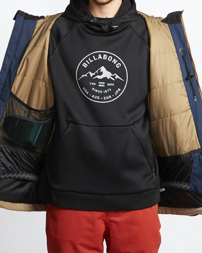 3 All Day 2L 10K Jacket Multicolor Q6JM14X Billabong