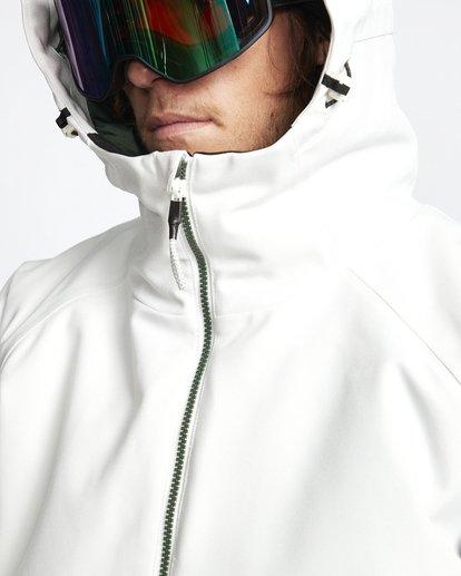 6 Stalefish - Anorak para Nieve para Hombre Verde Q6JM15BIF9 Billabong