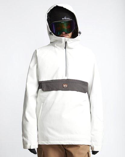 0 Stalefish - Ski- und Snowboard Anorak für Männer Beige Q6JM15BIF9 Billabong