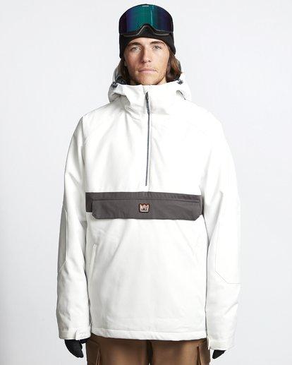 1 Stalefish - Ski- und Snowboard Anorak für Männer Beige Q6JM15BIF9 Billabong
