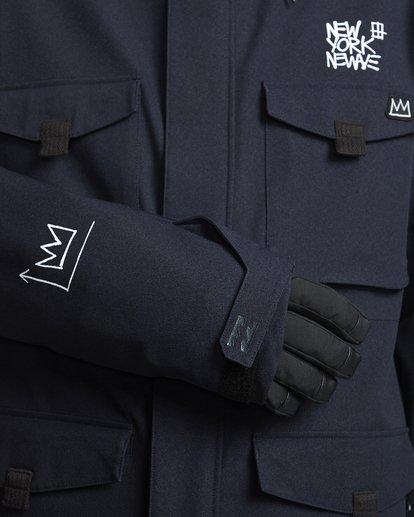 6 Adversary - Snow Jacket for Men Black Q6JM16BIF9 Billabong