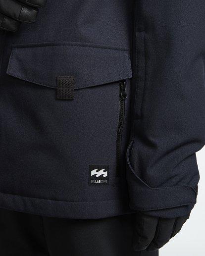 7 Adversary - Snow Jacket for Men Black Q6JM16BIF9 Billabong