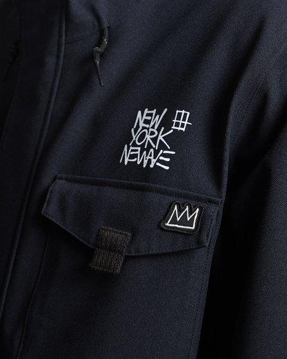 8 Adversary - Snow Jacket for Men Black Q6JM16BIF9 Billabong