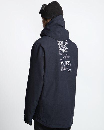 4 Adversary - Snow Jacket for Men Black Q6JM16BIF9 Billabong