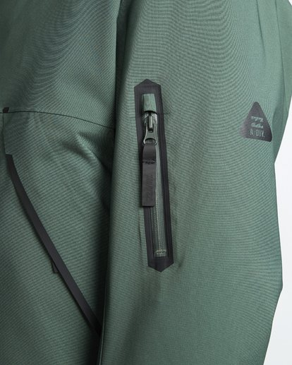 6 Expedition - Snow Jacket for Men Green Q6JM17BIF9 Billabong