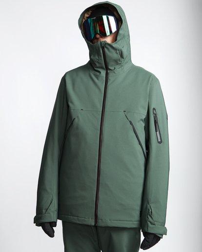 0 Expedition - Snow Jacket for Men Green Q6JM17BIF9 Billabong