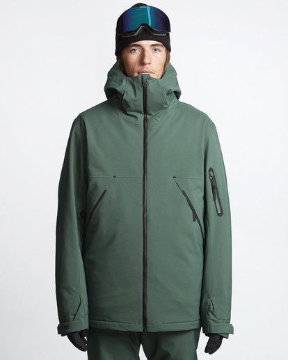 1 Expedition - Snow Jacket for Men Green Q6JM17BIF9 Billabong
