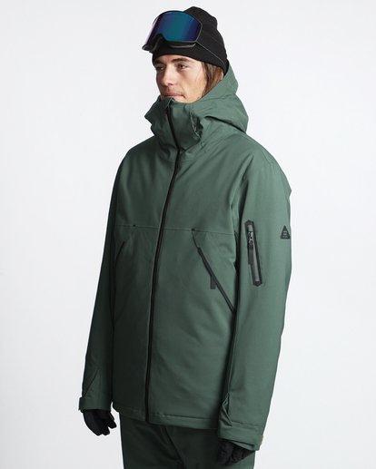 3 Expedition - Snow Jacket for Men Green Q6JM17BIF9 Billabong