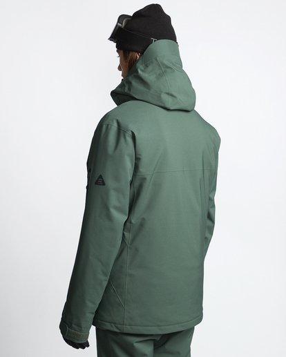 4 Expedition - Snow Jacket for Men Green Q6JM17BIF9 Billabong