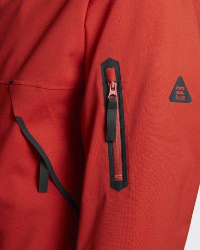 6 Expedition - Chaqueta para Nieve para Hombre Rojo Q6JM17BIF9 Billabong