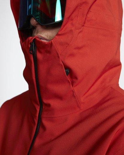 7 Expedition - Chaqueta para Nieve para Hombre Rojo Q6JM17BIF9 Billabong