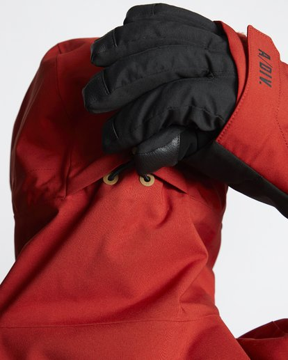 8 Expedition - Chaqueta para Nieve para Hombre Rojo Q6JM17BIF9 Billabong