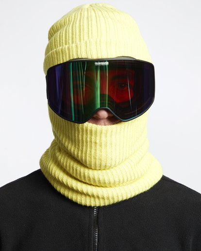 0 All Day - Nacken-Wärmer für Männer Gelb Q6NW01BIF9 Billabong