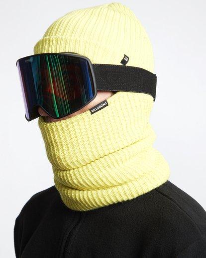 1 All Day - Nacken-Wärmer für Männer Gelb Q6NW01BIF9 Billabong