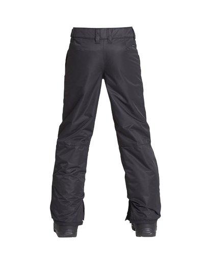 1 Grom - Pantalón para Nieve para Chicos Negro Q6PB01BIF9 Billabong