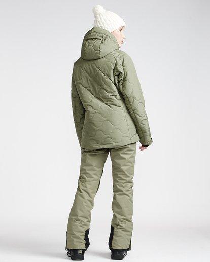 1 Malla - Ski- und Snowboardhose für Frauen Grün Q6PF07BIF9 Billabong