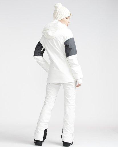 1 Flake - Pantalón para Nieve para Mujer Blanco Q6PF08BIF9 Billabong