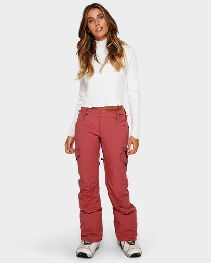 0 Nela 2L 15K Pant Purple Q6PF10S Billabong