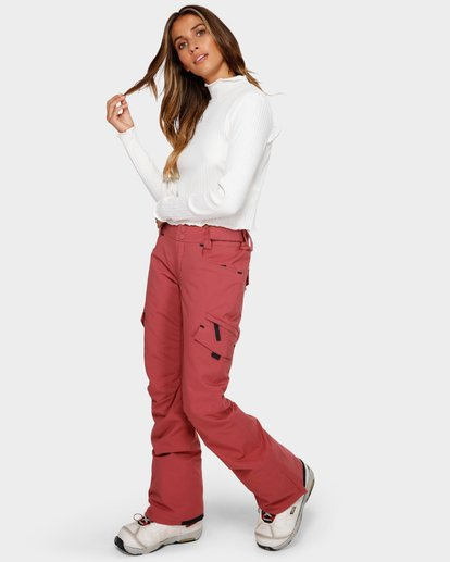 1 Nela 2L 15K Pant Purple Q6PF10S Billabong